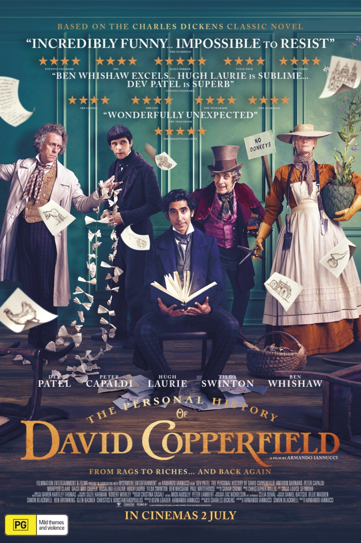 Poster image for The Personal History of David Copperfield