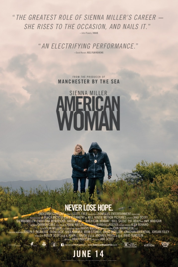 Poster for American Woman