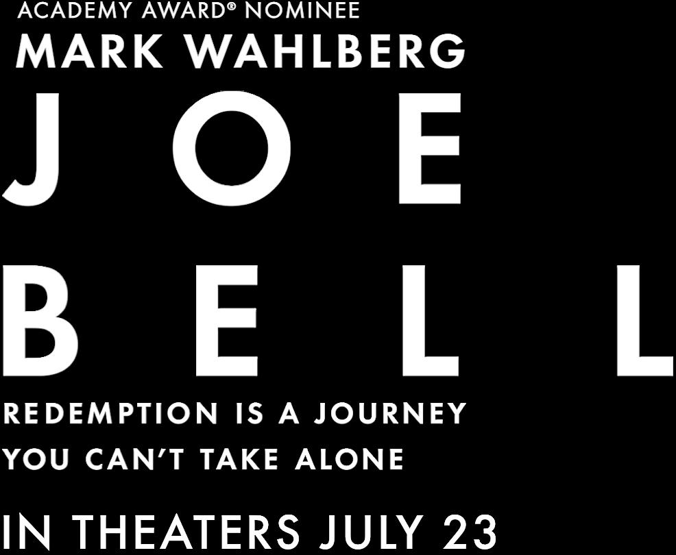 Title or logo for Joe Bell