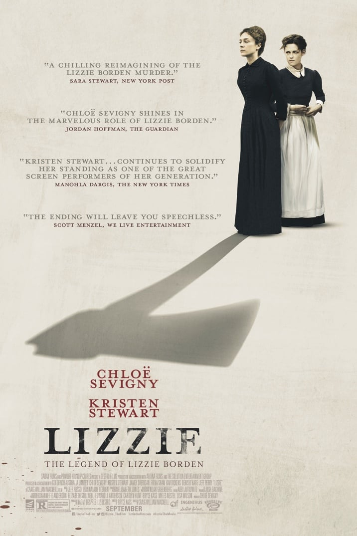 Poster for Lizzie