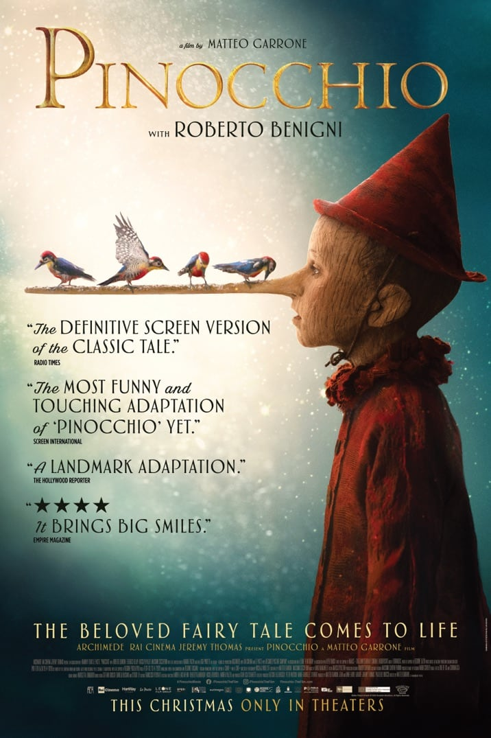 Poster image for Pinocchio