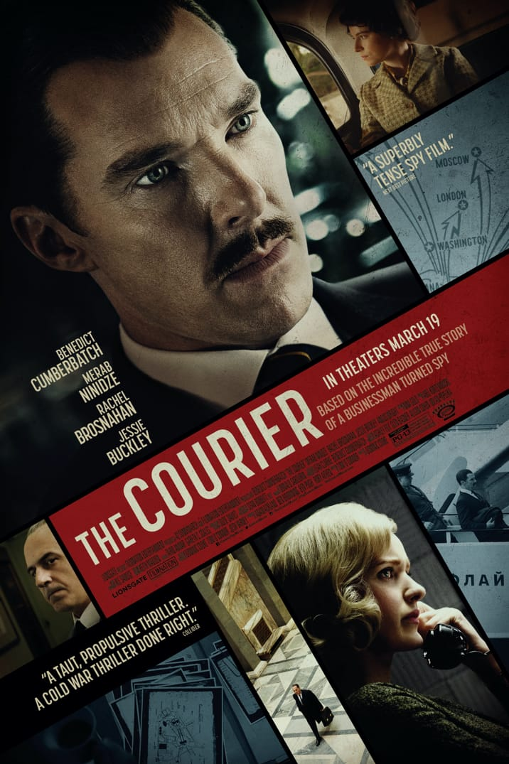 Poster image for The Courier