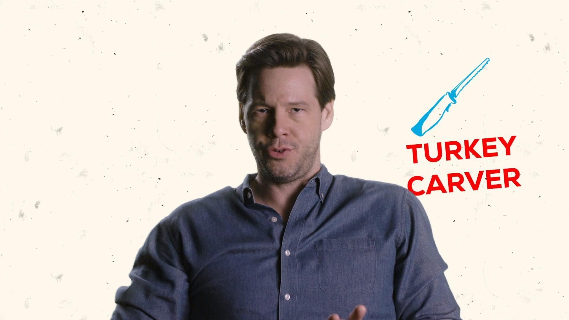 "Survival Guide - ""Turkey Carver"" - Video"