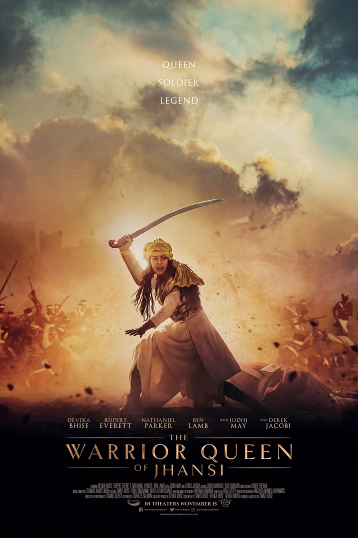 Poster image for The Warrior Queen of Jhansi