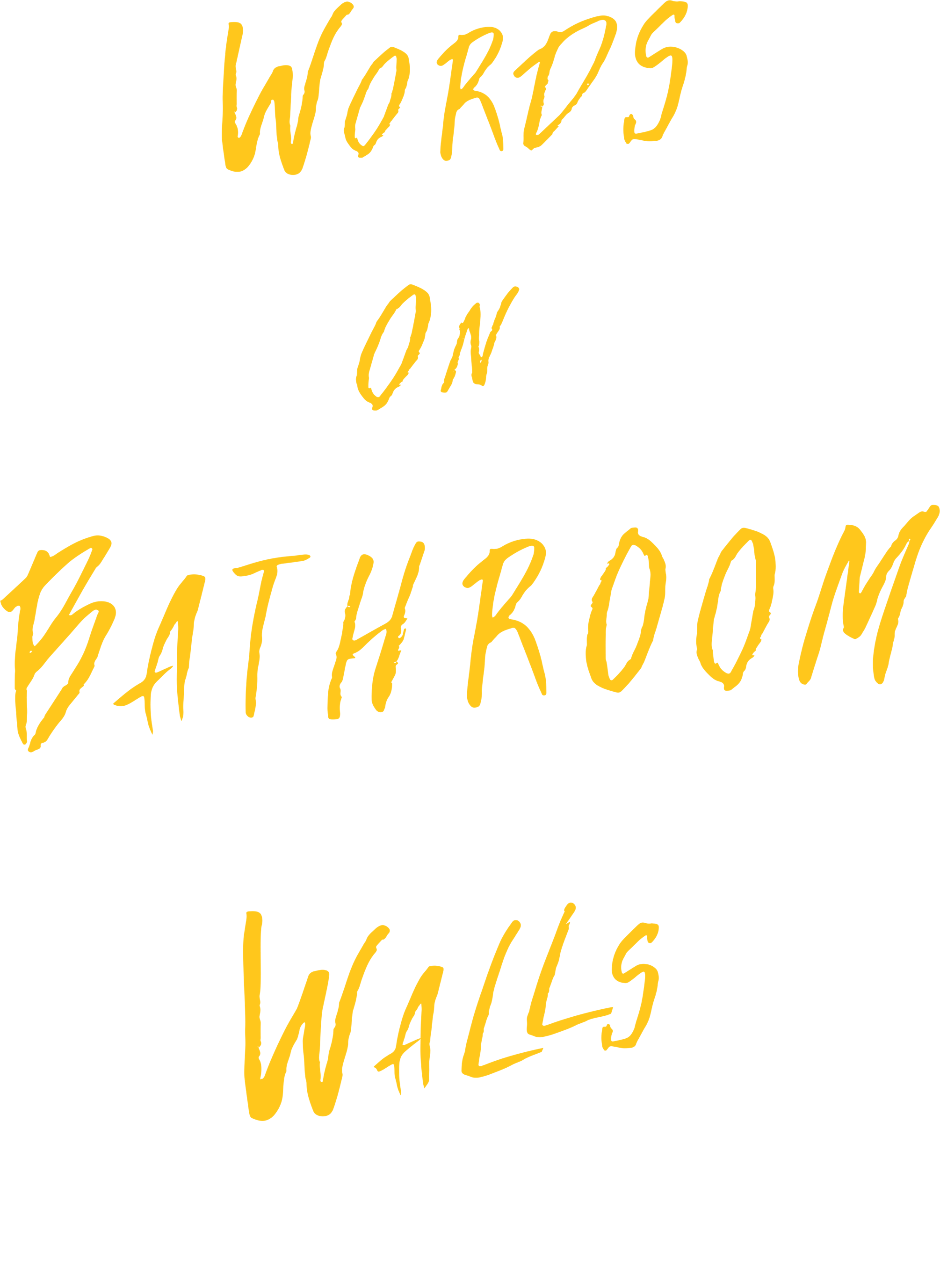 Words on Bathroom Walls: Synopsis | Roadside Attractions