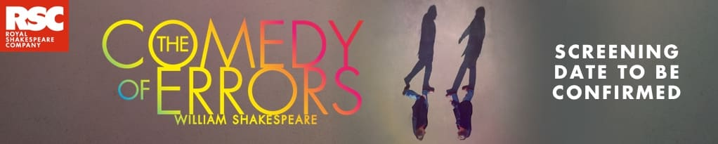 Poster image for The Comedy of Errors