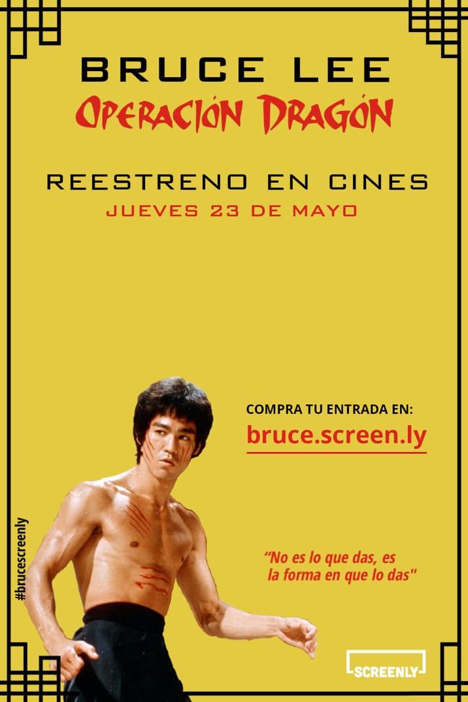 Poster de Operación Dragón