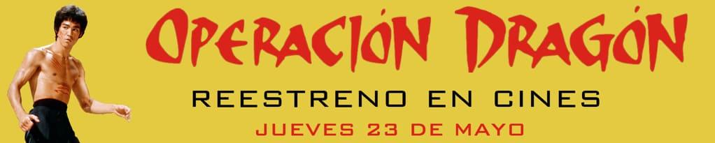 Banner de Operación Dragón