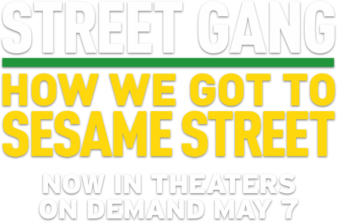 Title or logo for Street Gang: How We Got Sesame Street