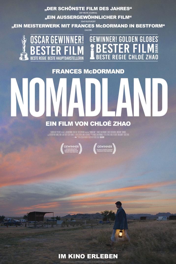 Poster image for Nomadland
