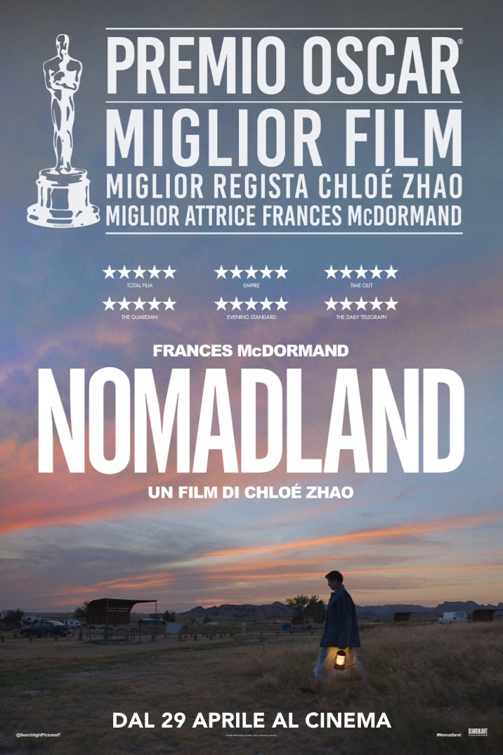 Poster di Nomadland