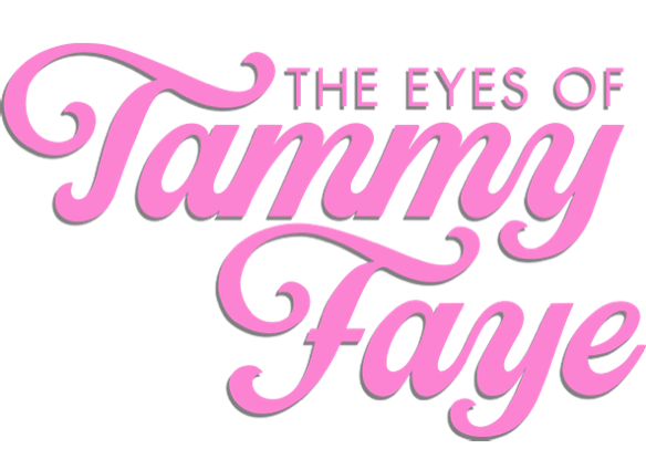Title or logo for The Eyes of Tammy Faye