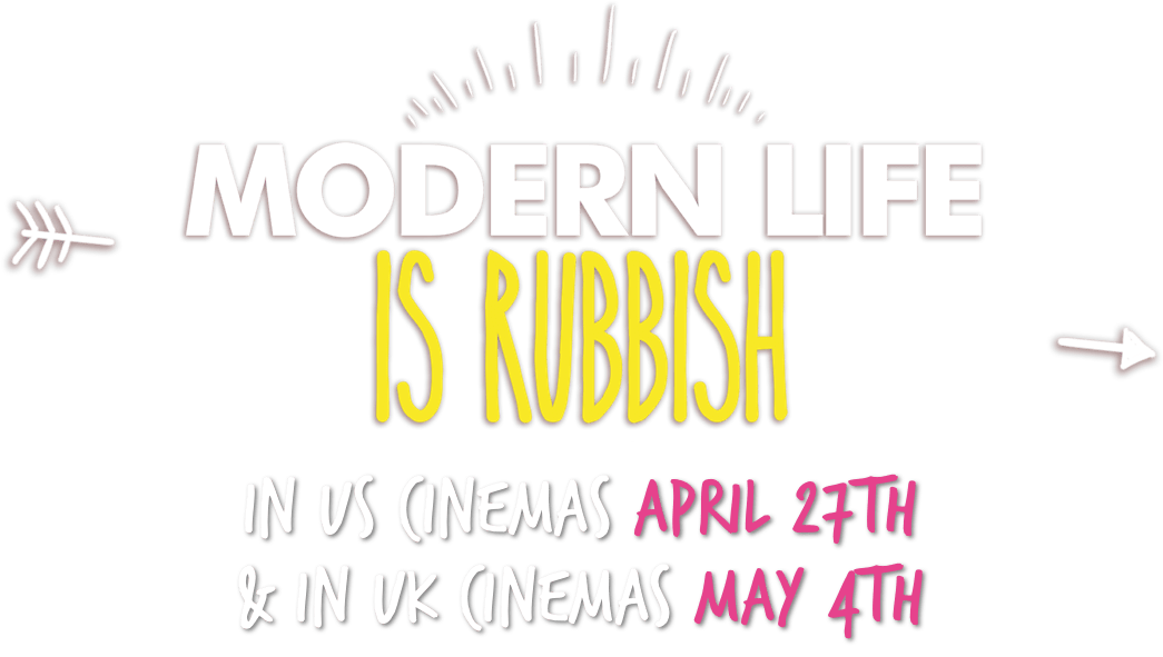 Modern Life Is Rubbish : Synopsis | Modern Life Pictures Ltd.