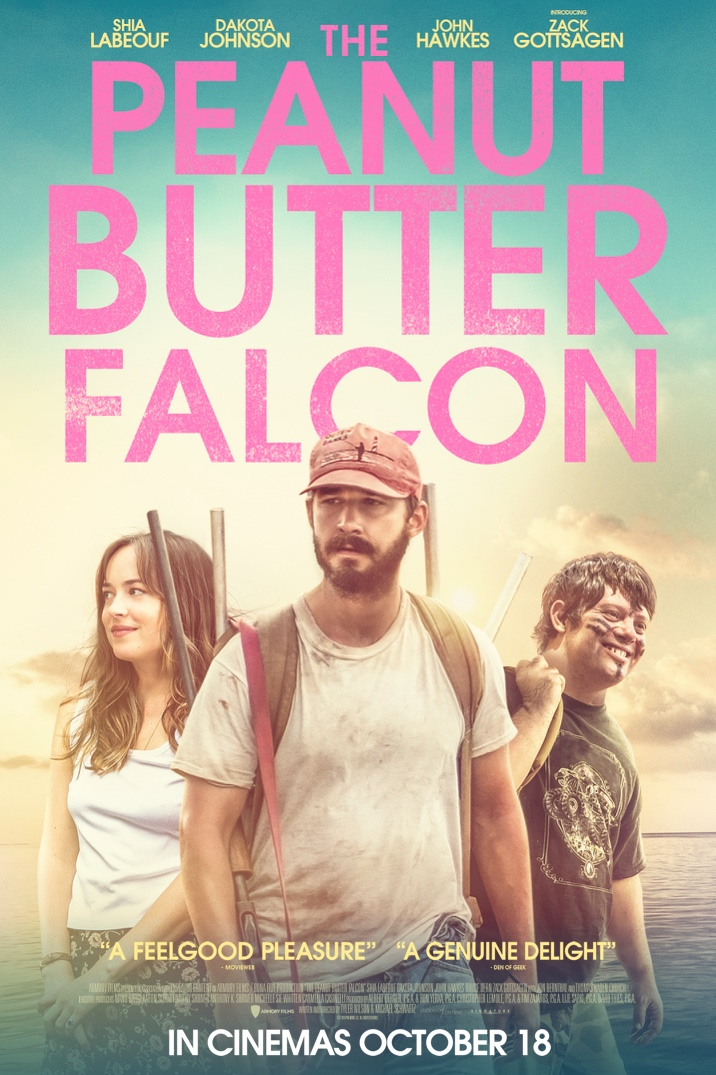 Poster image for The Peanut Butter Falcon
