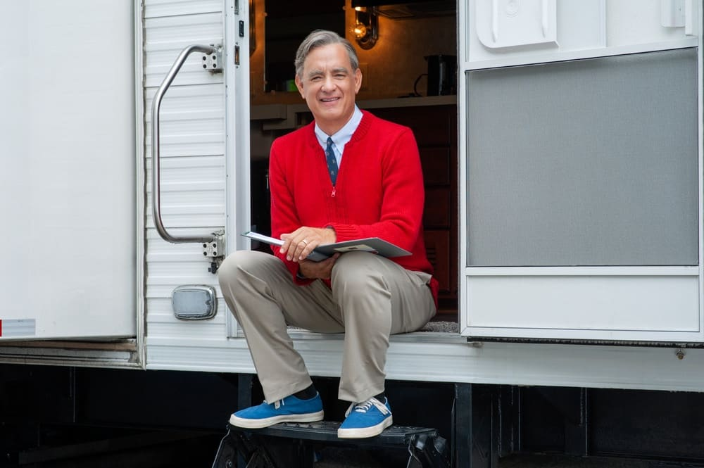 Two-time Oscar®-winner Tom Hanks portrays one of America's most cherished icons, Mister Rogers