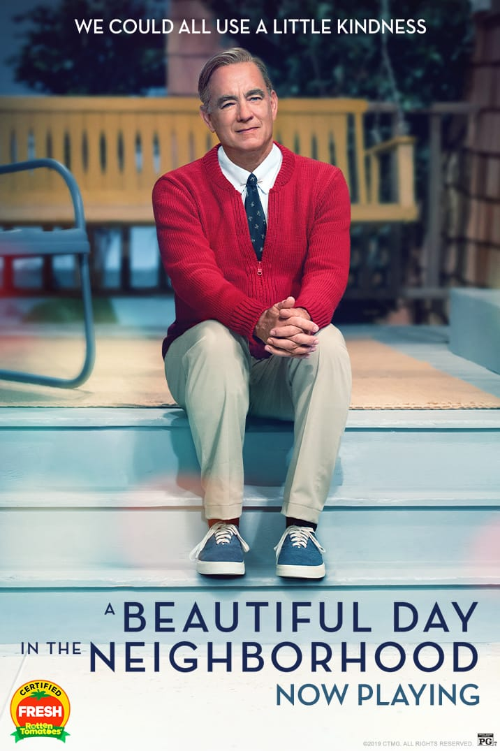 Poster image for A Beautiful Day In The Neighborhood