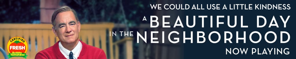 A Beautiful Day In The Neighborhood Mobile Banner
