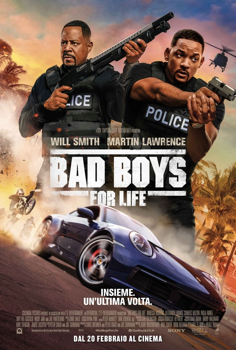 Poster di Bad Boys for Life