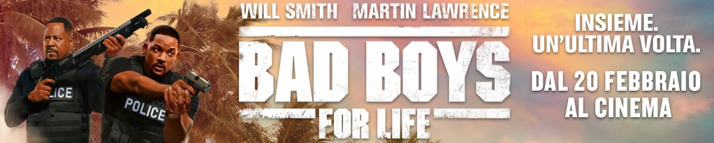 Bad Boys for Life immagine banner