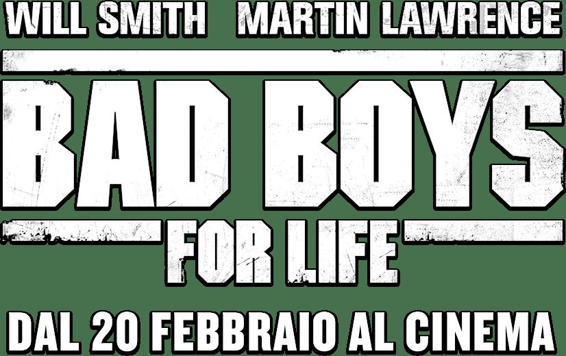 Logo titolo di Bad Boys for Life