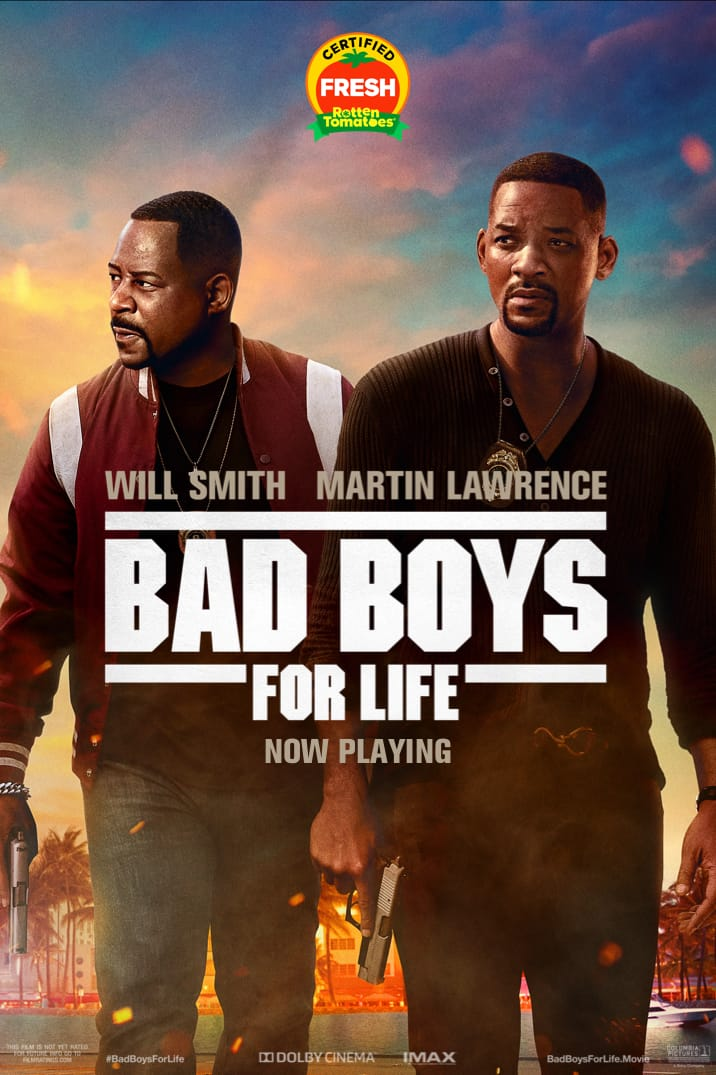 Poster image for Bad Boys for Life
