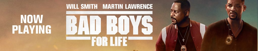 Bad Boys for Life Mobile Banner