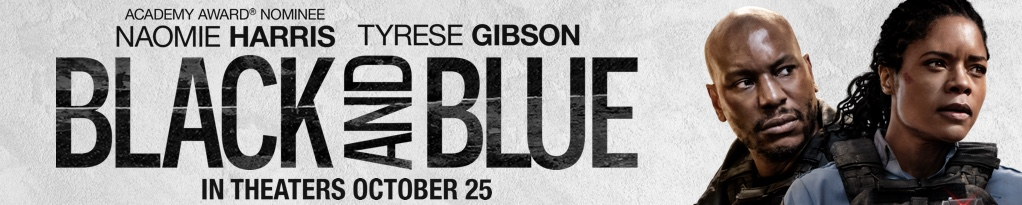 Poster image for Black and Blue