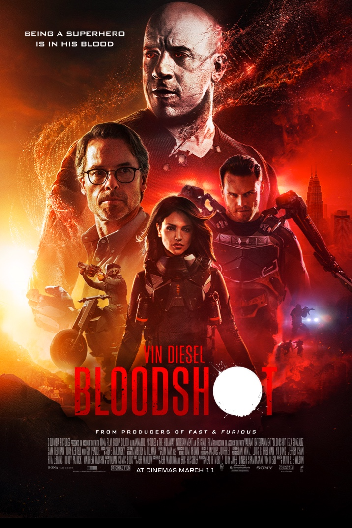 Poster image for Bloodshot