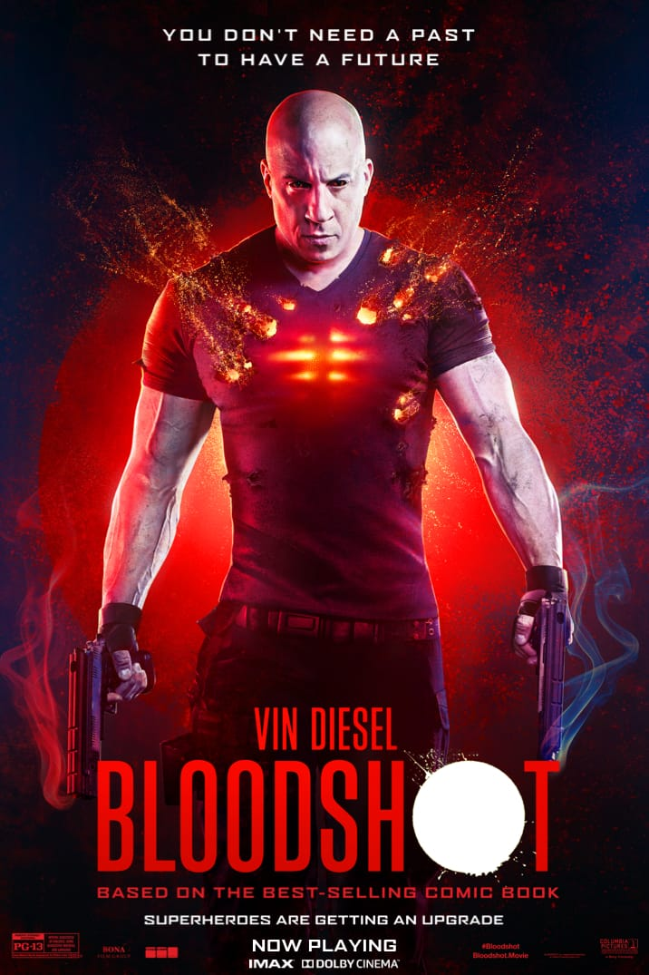 Bloodshot official poster