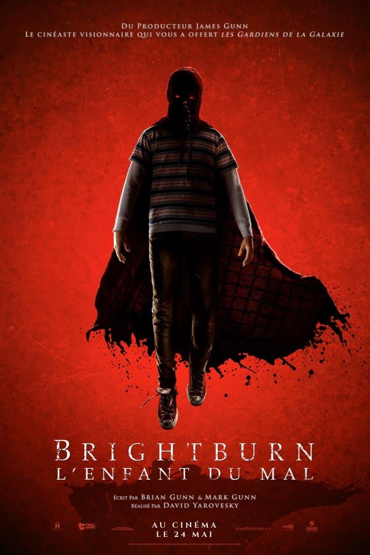 Poster for Brightburn L'Enfant Du Mal