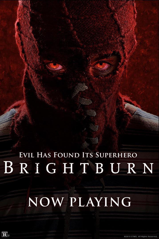 Poster for Brightburn