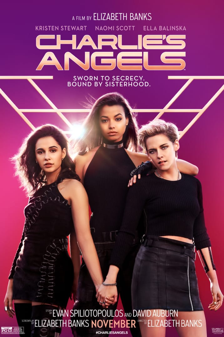 Official Charlie's Angels Onesheet