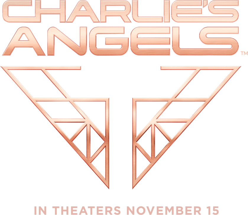 Official Charlies Angels Logo