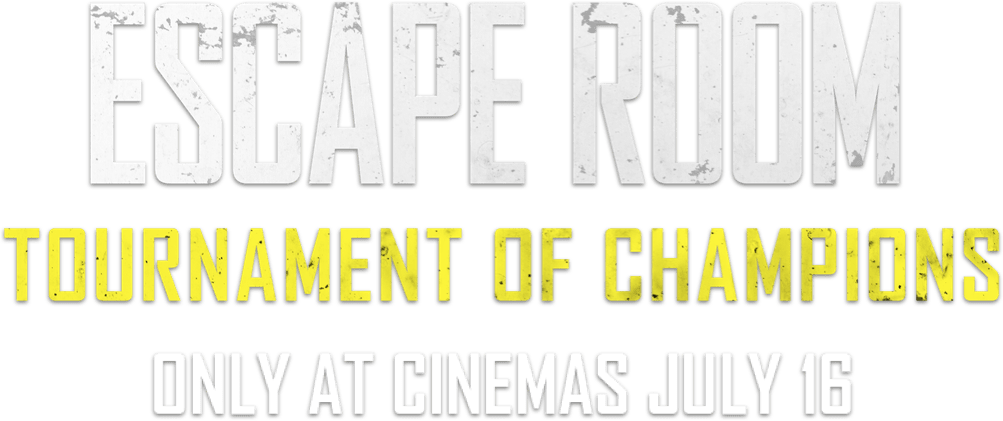 Title or logo for Escape Room 2: Tournament of Champions