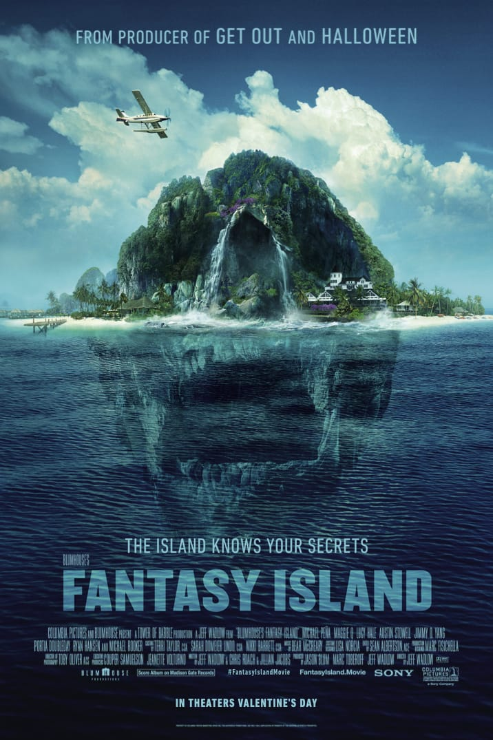 Poster image for Fantasy Island