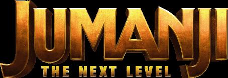 Title treatment for Jumanji: the Next Level
