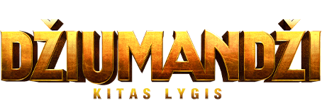 Title treatment for Jumanji: the Next Level