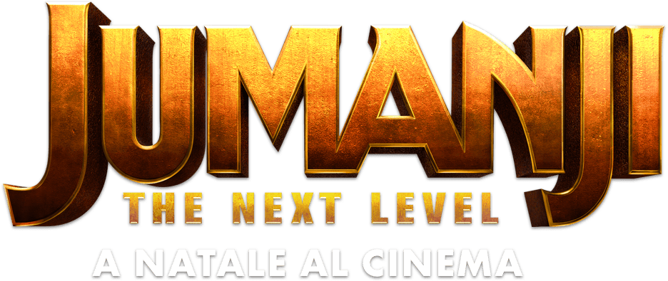 Logo titolo di Jumanji: The Next Level