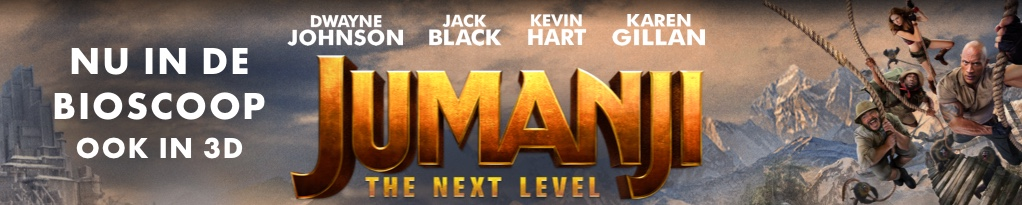 Poster image for Jumanji: The Next Level