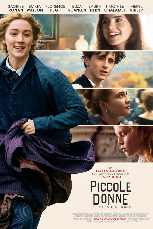 Poster di Piccole Donne