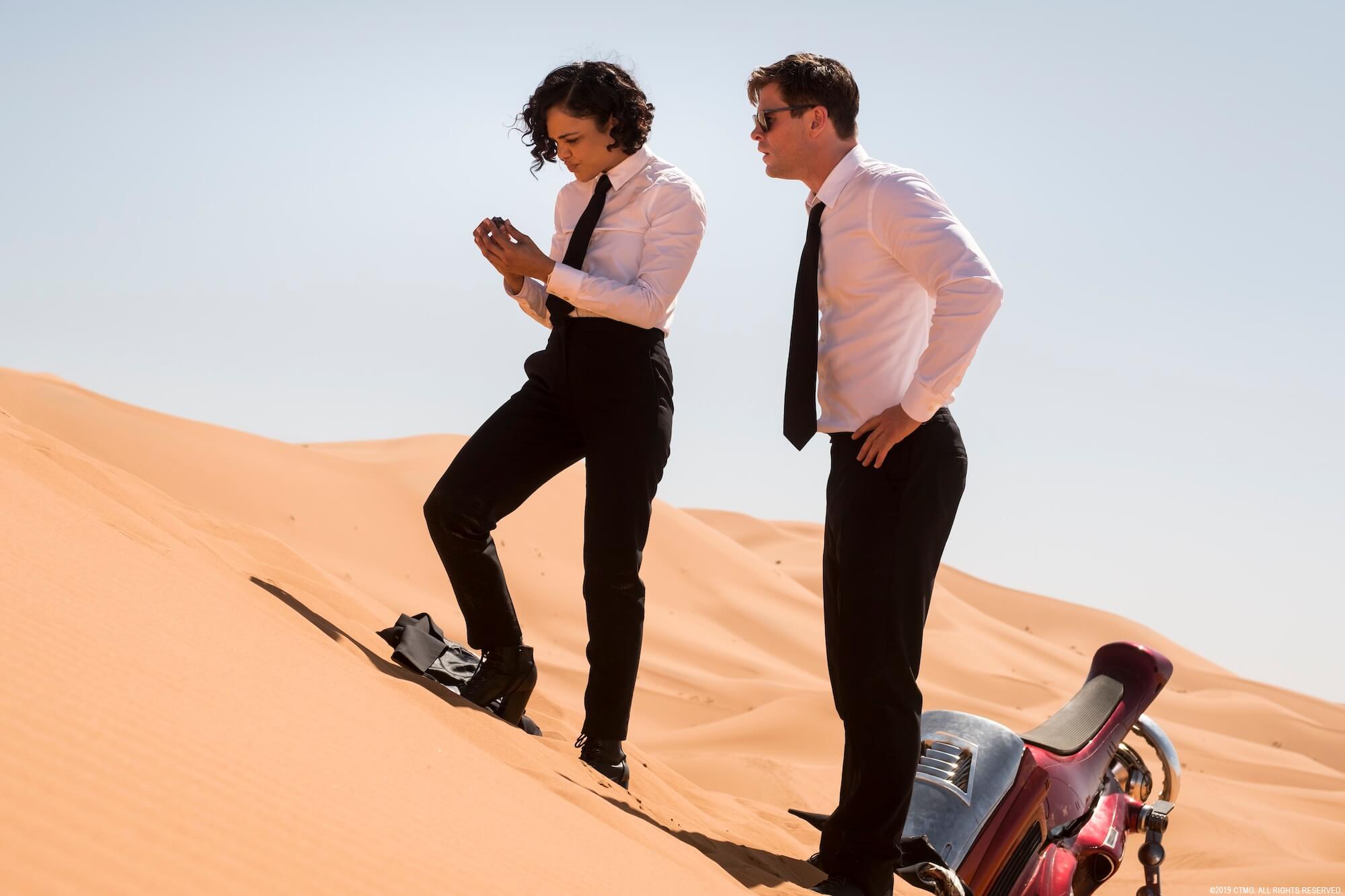Men In Black: International Movie | Official Website | Sony