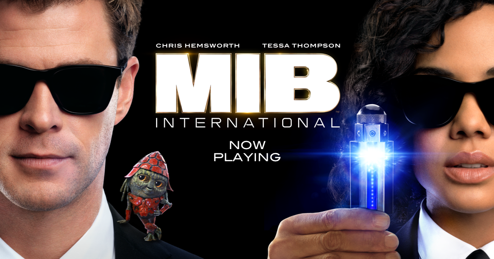 Men In Black International Movie Official Website Sony