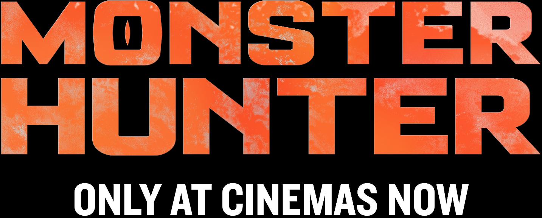 Title or logo for Monster Hunter