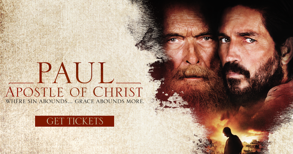 paul apostle of christ coming soon sony pictures paul apostle of christ coming soon