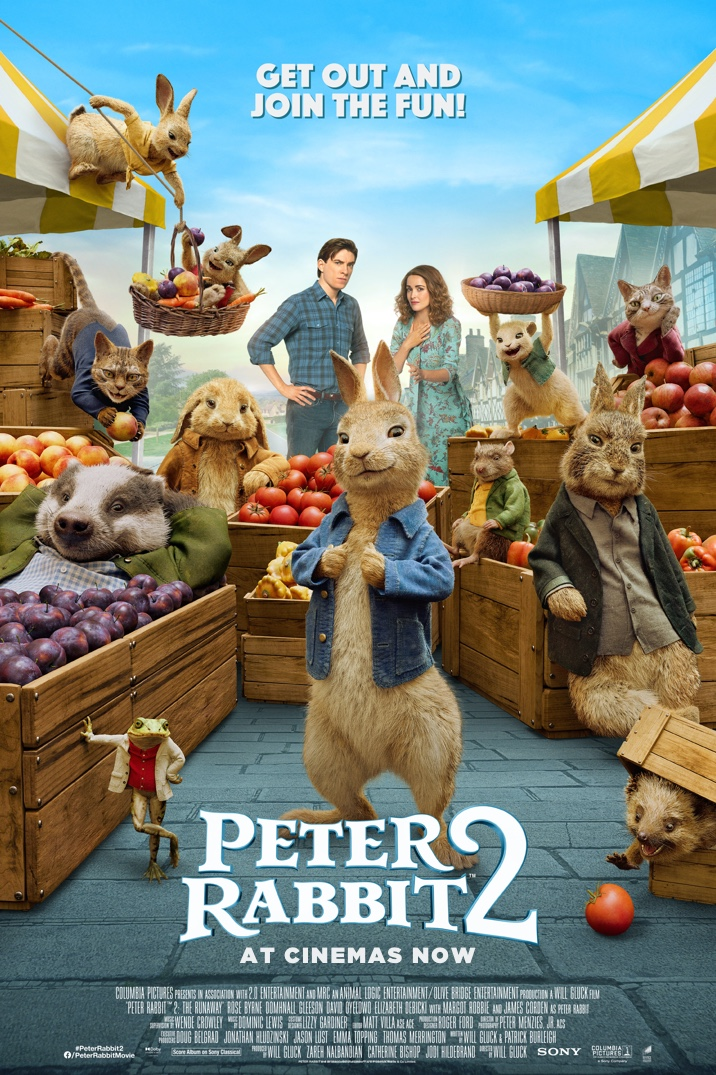 Poster image for Peter Rabbit 2