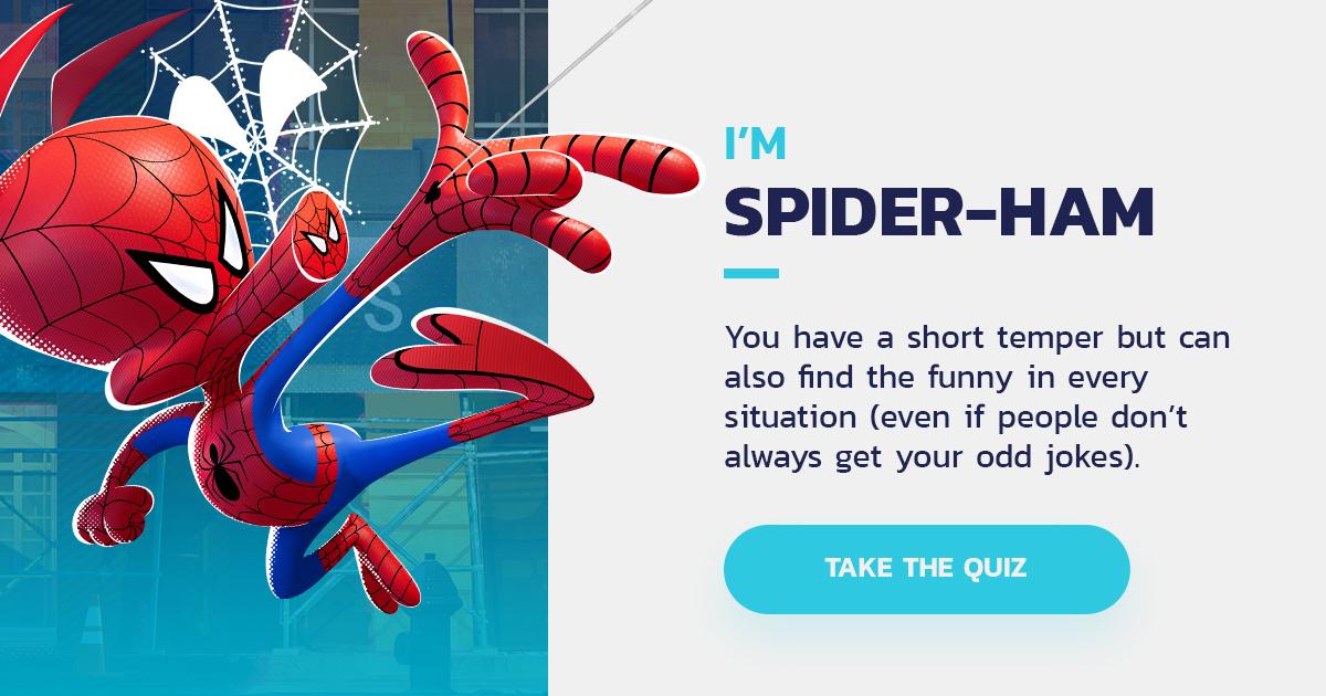 Spider-Man: Into the Spider-Verse Quiz: Quiz | Sony Pictures