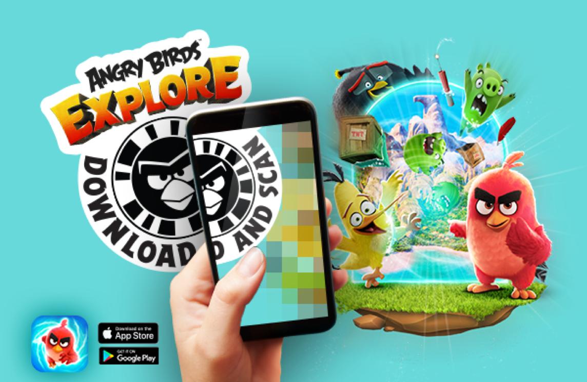 Angry Birds Explore logo