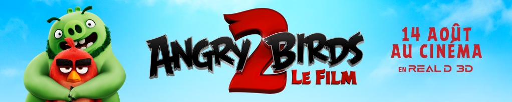 Poster for Angry Birds Le Film 2