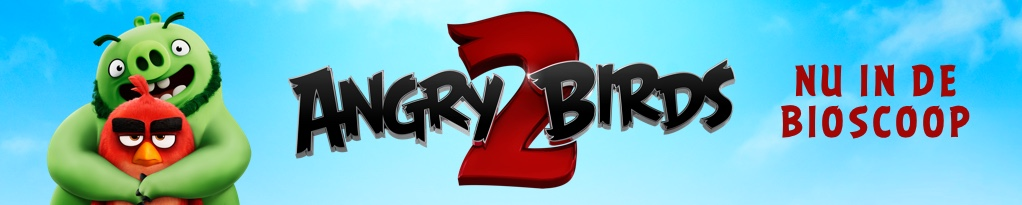 The Angry Birds Movie 2 Mobile Banner
