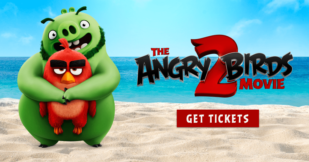 The Angry Birds Movie 2 Tickets | Official Website | Sony